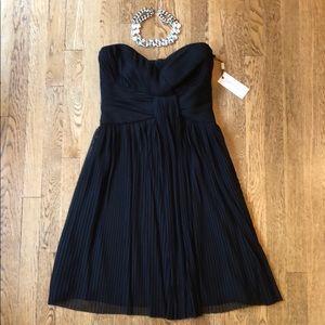 Black Calvin Klein LBD NWT